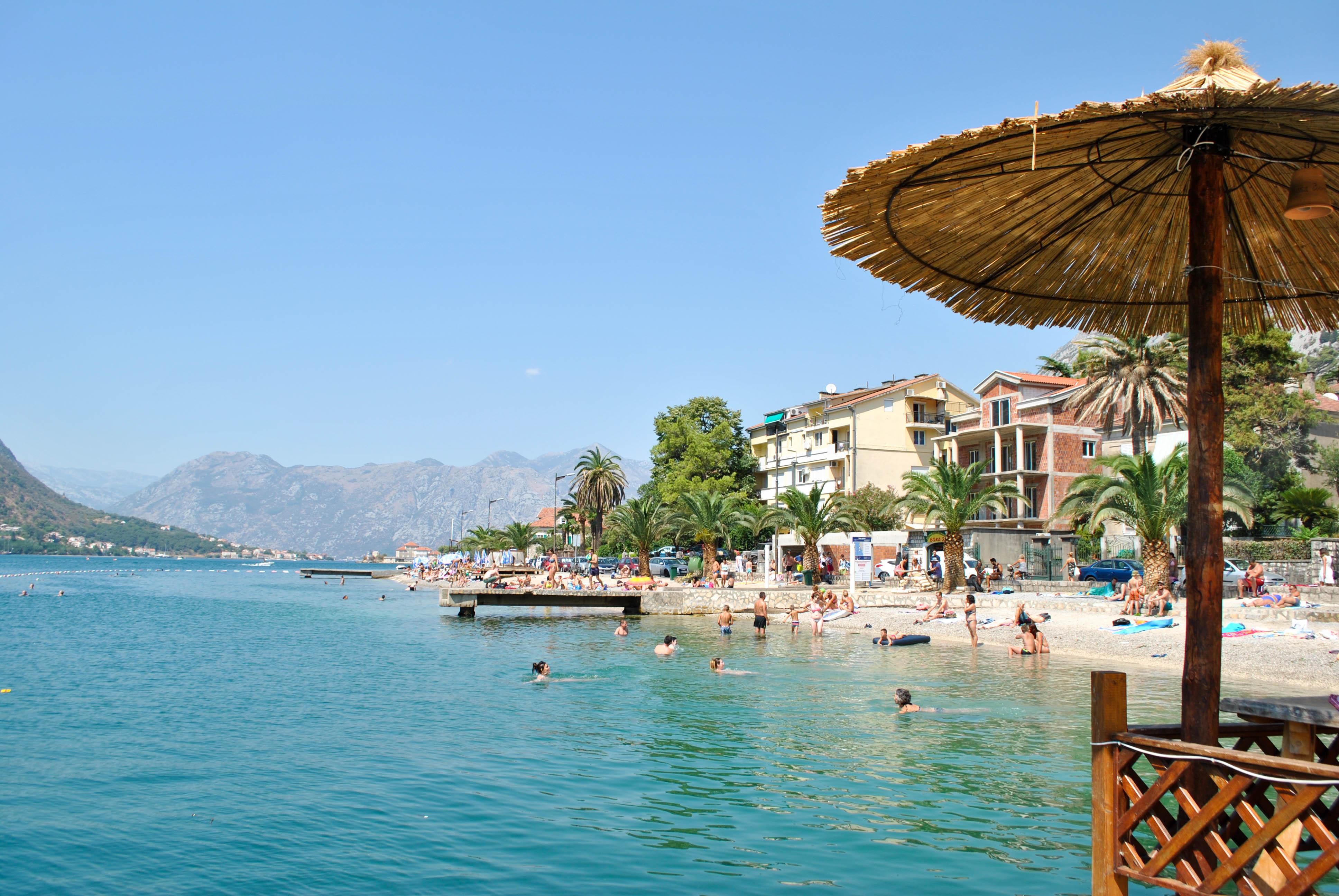 Lingering on the Adriatic Coast